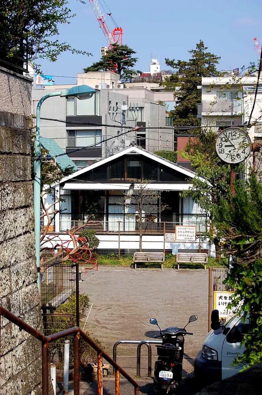 鉢山町の家01