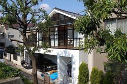 鉢山町の家02
