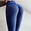 Thumbnail: Striped Pattern Push Up Leggings