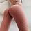Thumbnail: Pink Wavy Pattern Leggings