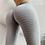 Thumbnail: Gray Pattern Push Up Leggings