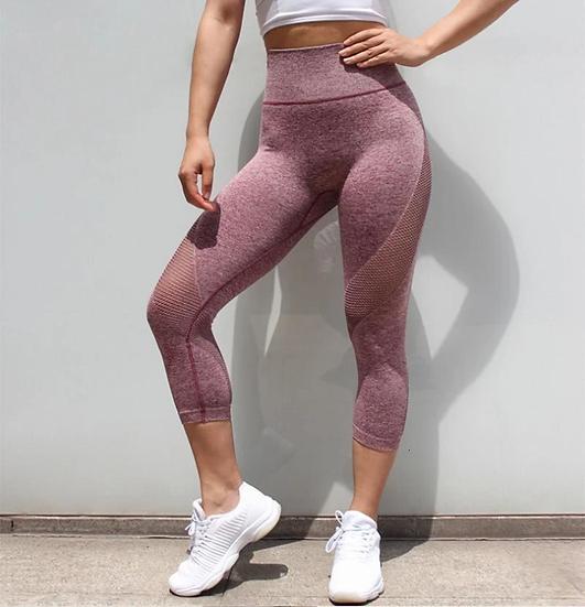 Capri Hip Up Leggings