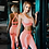 Thumbnail: Pink Peach Fitness Suit