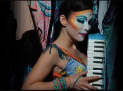 Rose in Cirque du Soleil's ZAiA
