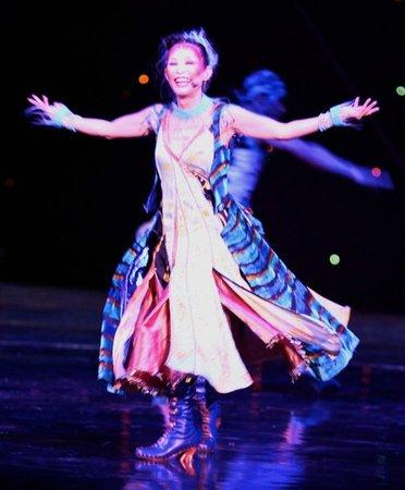 Cirque du Soleil ZAiA in Macau