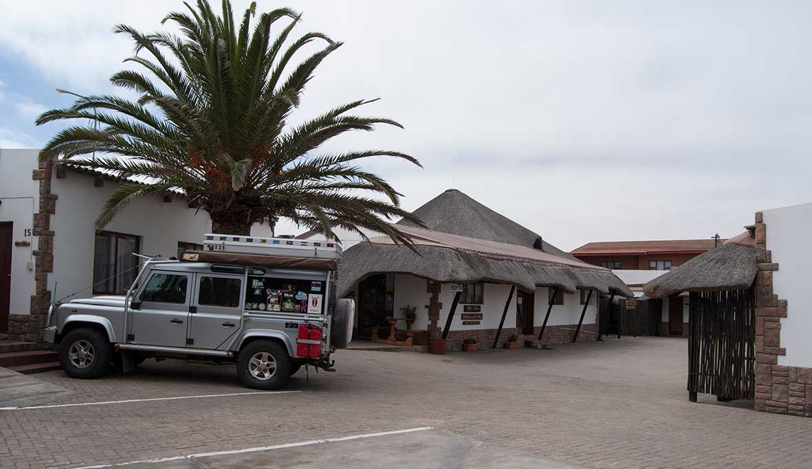 Luderitz | Obelix Guesthouse