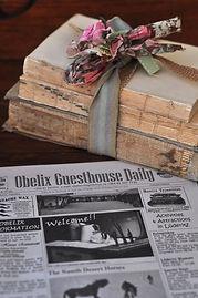 Accomodation Luderitz   Obelix Guesthouse  