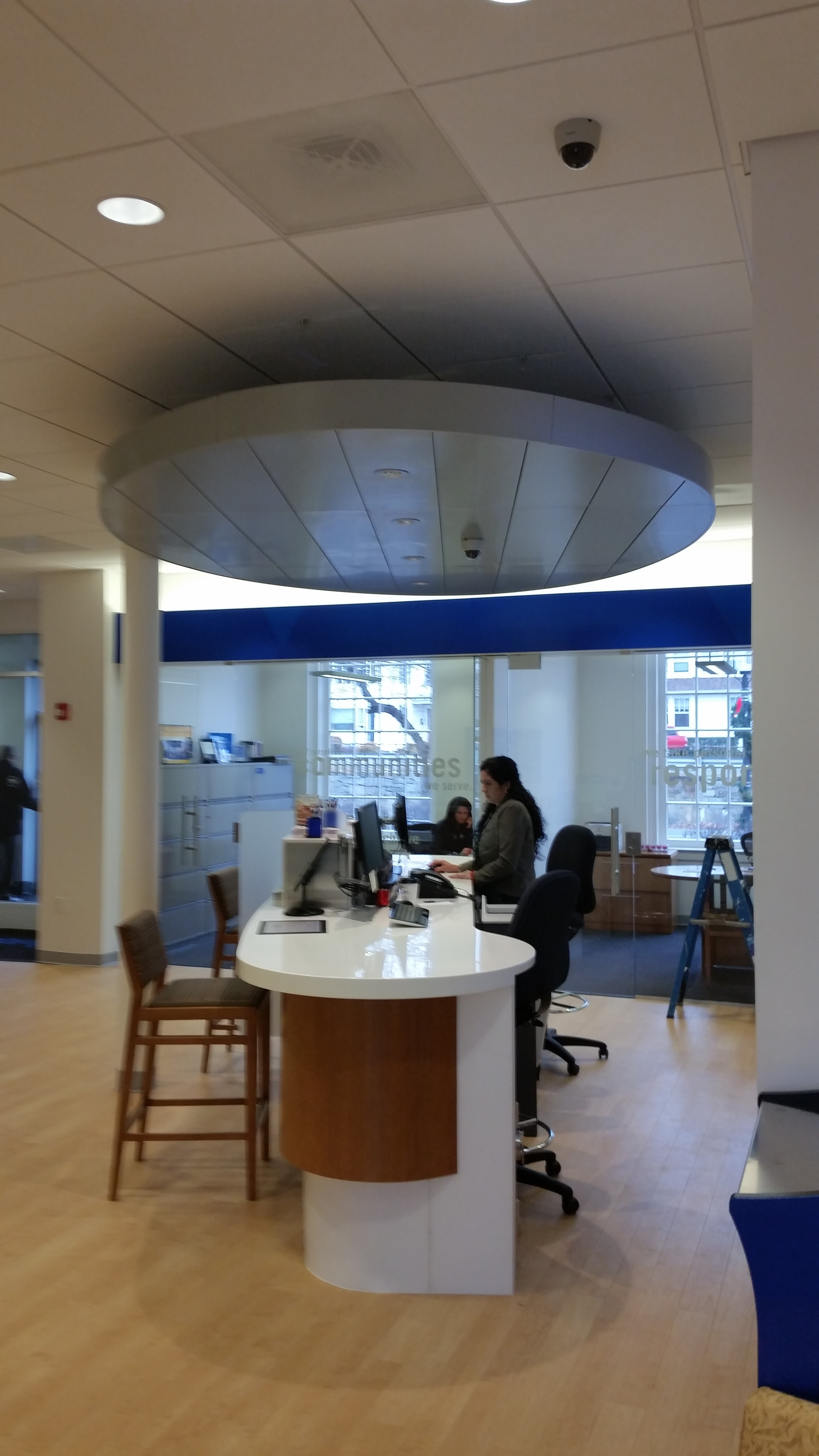Webster Bank Interior Fit-Out