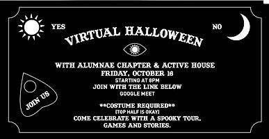 Virtual Halloween