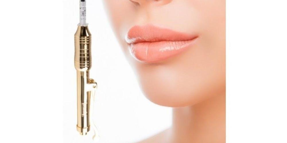 Hyaluronic Lip Plumping
