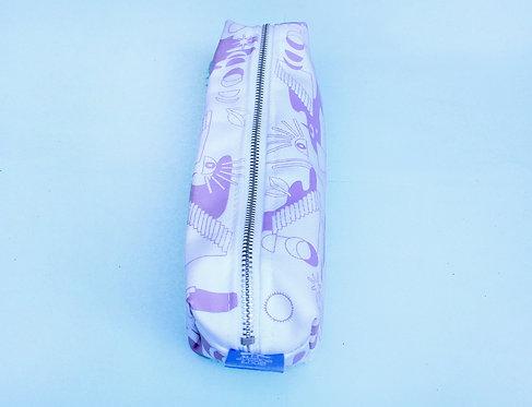Silk screen printed case