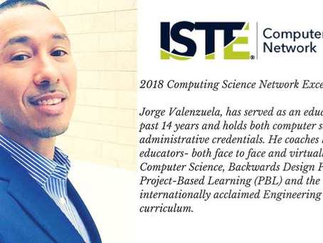 ISTE | Leaders in Edtech Honored with Prestigious ISTE Awards