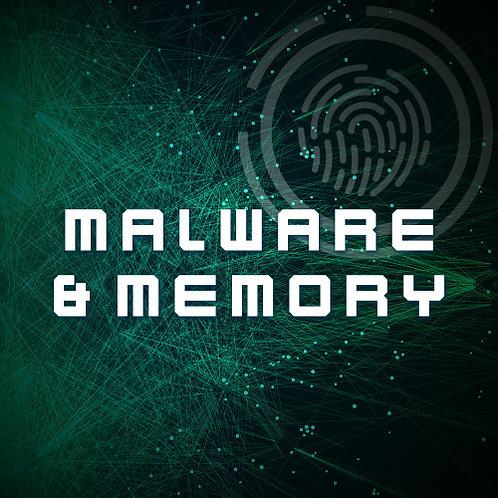 Malware & Memory Forensics Deep Dive