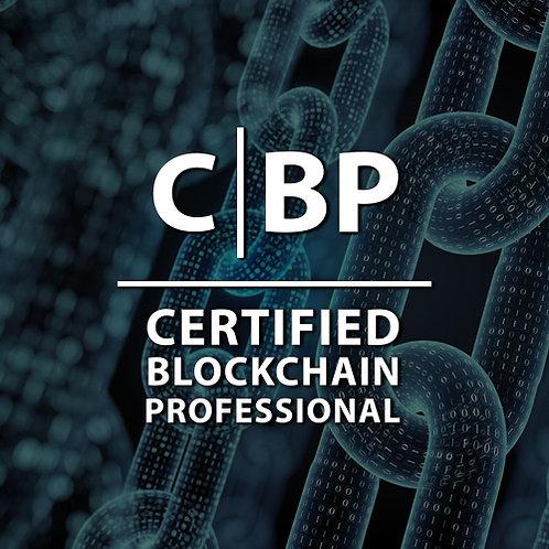Certified Blockchain Professional | CBP
