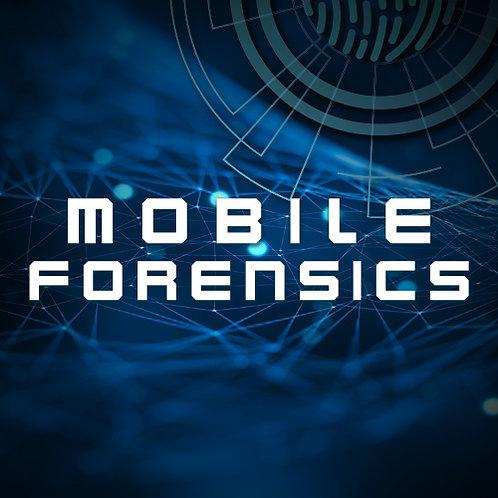 Mobile Forensics Deep Dive Workshop