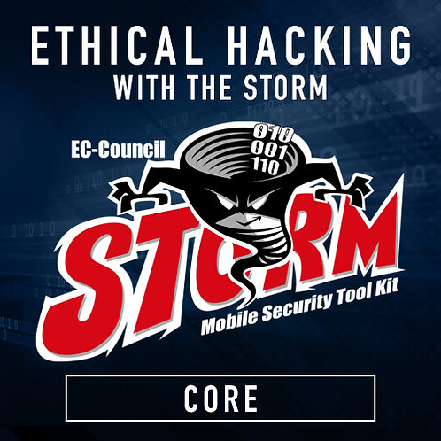 STORM Mobile Security Toolkit: Ethical Hacking Intermediate Skills