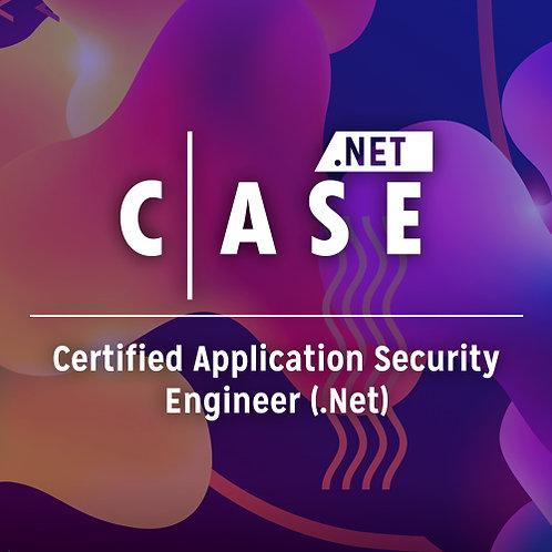 Certified Application Security Engineer (CASE .NET)