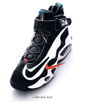 Flashback to '96_ Nike Air Griffey Max -