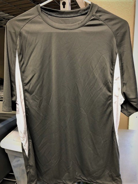 Short Sleeve, Two Tone, Dry Fit