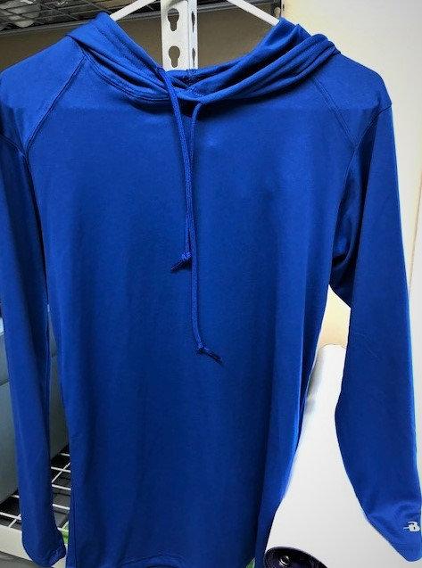 Sweatshirt Hoodie - Chandler Blue