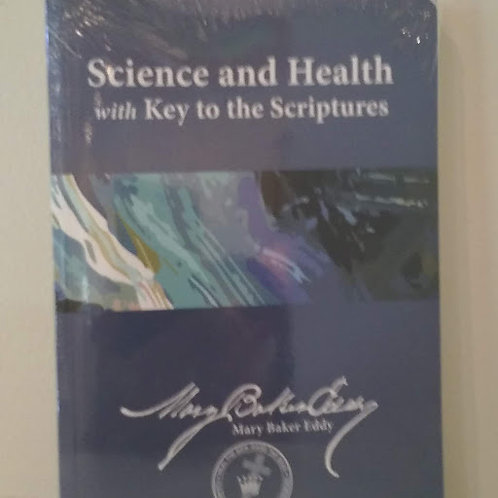 Science and Health with Key to the Scriptures Mid-Size