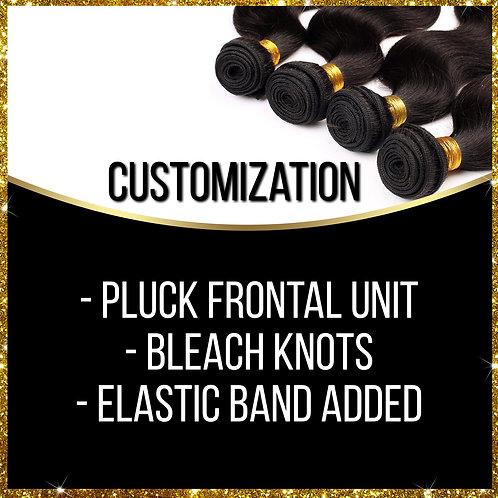 Unit Customization