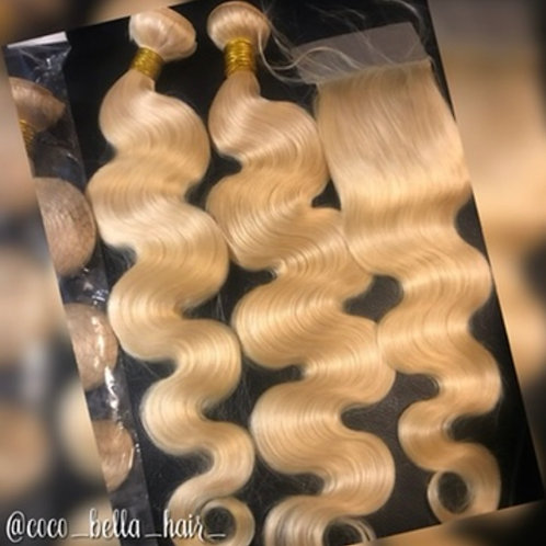 CC Blonde Bella Bundles