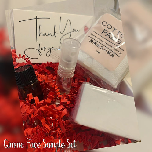 Gimme Face Sample Set