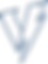 VS symbol OUTLINE BLUE.png