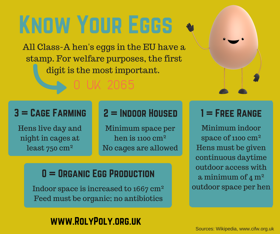 Know Your Eggs