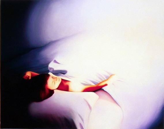 Danaë #2, 2002