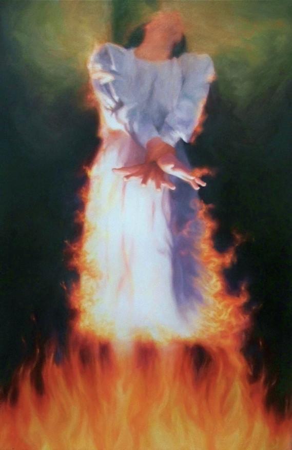 The Burning #1, 2011