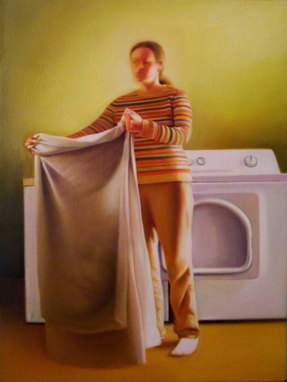 Dirty Laundry/Veronica #1, 2008