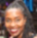 Angeloue Ezelio - happy graduation party customer