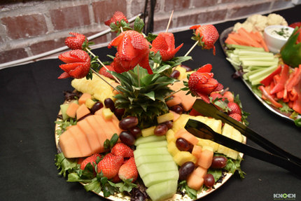 Atkins park catering - fruit platter