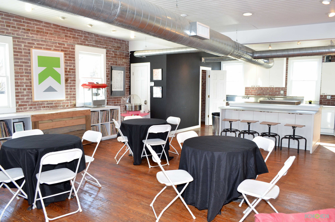 Party and event venues in Atlanta Knock