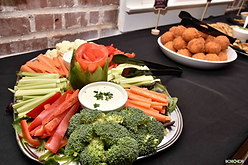 Vegetable platter atkins park caterers