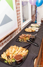Atkins park catering - skewer platters