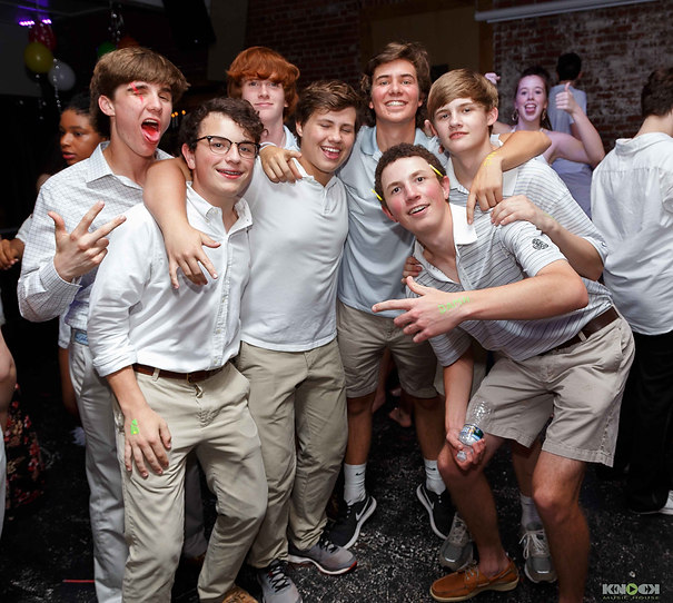We do Bar mitzvah's right!