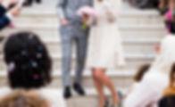 simple Register Office wedding
