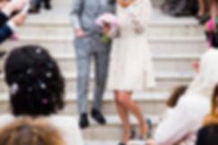 Fotgrafía boda civil