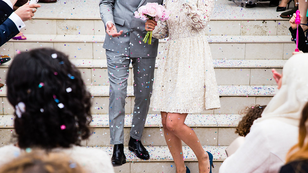 Supplemental Marriage License