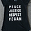 Thumbnail: JUSTICE - Ladies T-Shirt
