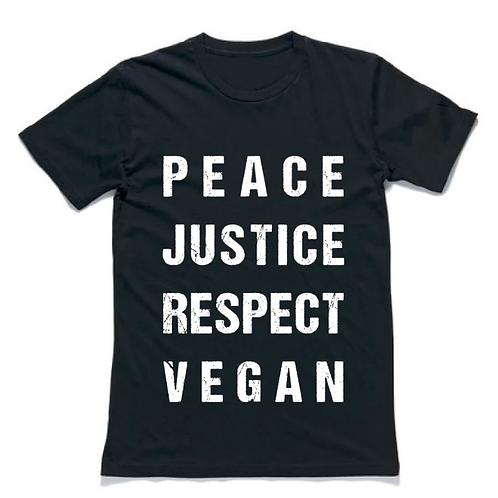 JUSTICE - Mens T-Shirt