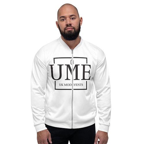 UME Unisex Bomber Jacket