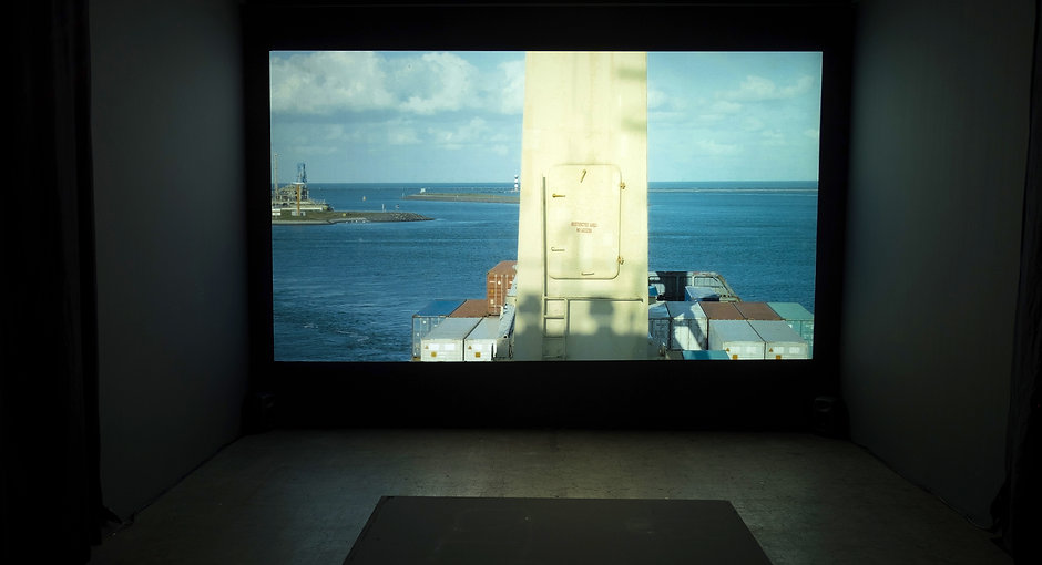 Laura Hadorn, Solothurn, closed circuit, Videoinstallation