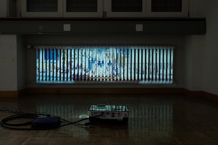 Laura Hadorn, Solothurn, Terminali, Videoinstallation, Genua, Kunst