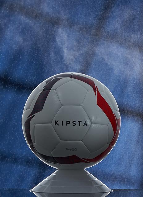 Kipsta football product photography