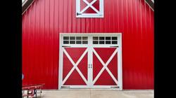 TRGD Red XBuck Doors