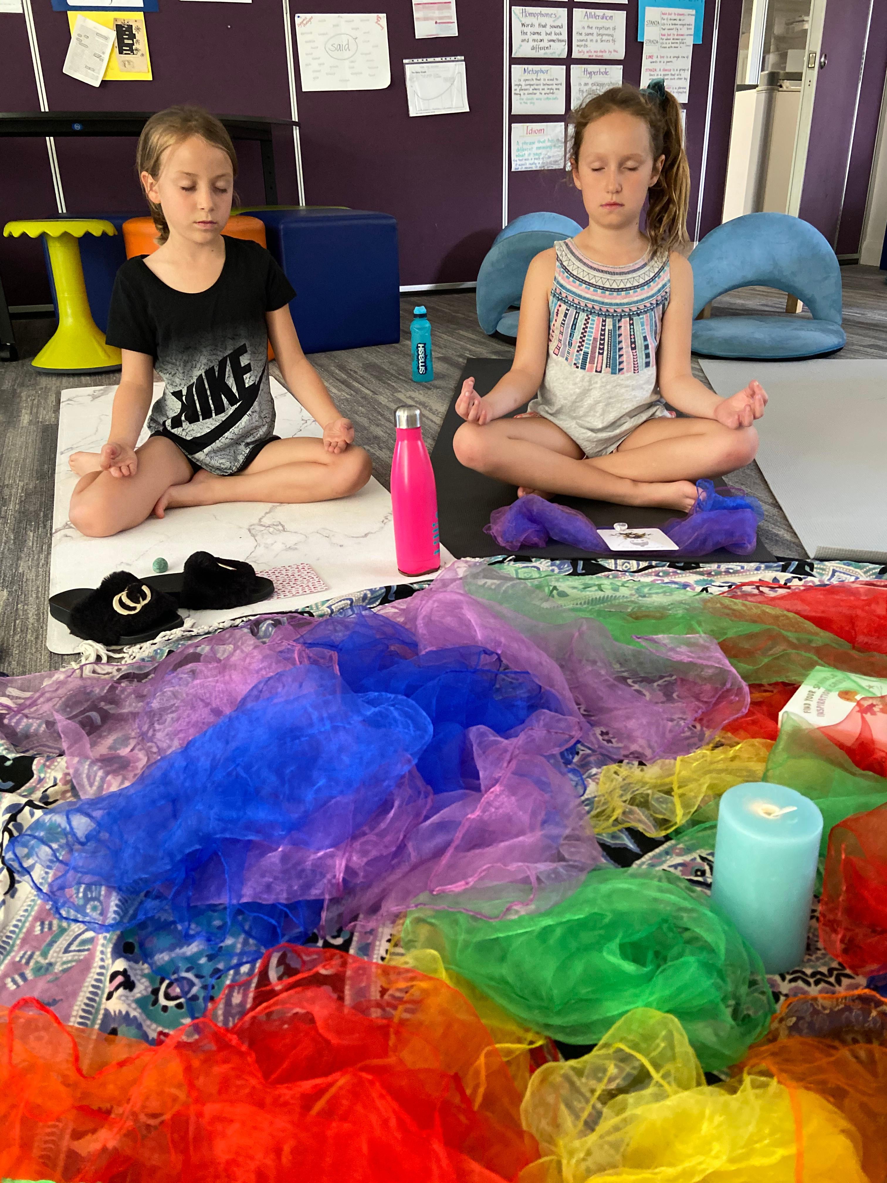 Casual Class: After School Yoga Program